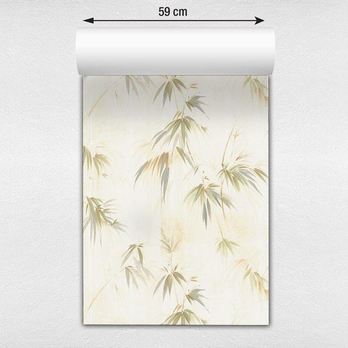 Adesivo papel de parede Bambu