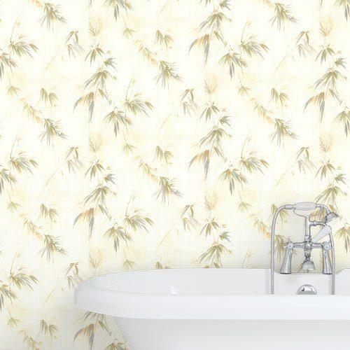 Papel de parede lavável para banheiro