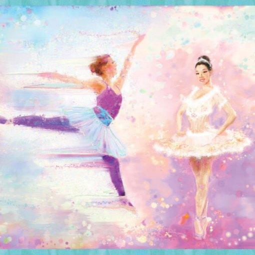 Faixa de parede bailarina