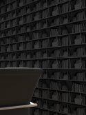 papel de parede preto para escritório