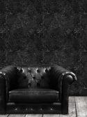 Papel de parede preto masculino
